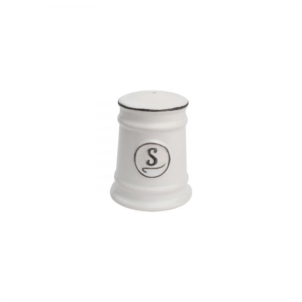 Pride Of Place Salt Shaker White image