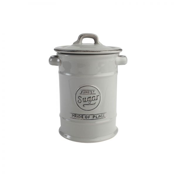 Pride Of Place Sugar Jar Cool Grey image