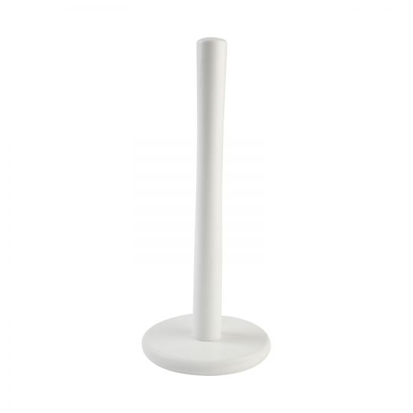 Vertical Towel Holder White image